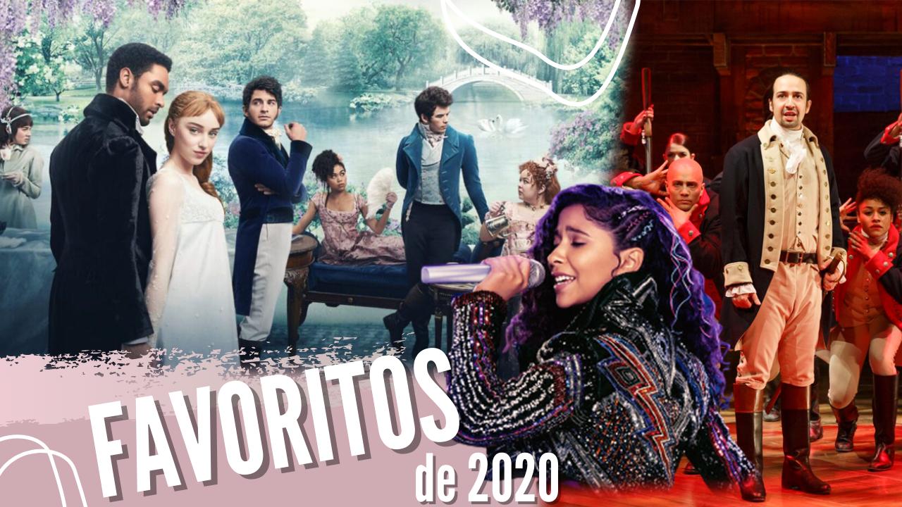 Filmes e séries favoritos de 2020