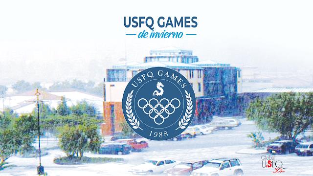 Se vienen los USFQ Games de Invierno