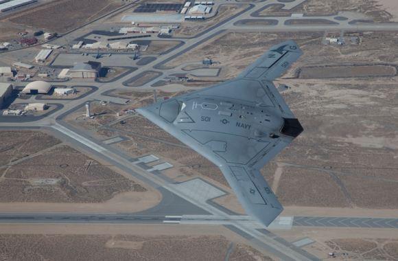 UCAS X-47B
