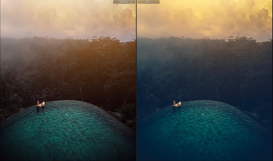 Premium Cinematic Travel Lightroom Presets – 30 Cinematic Travel Lightroom Presets (LR)