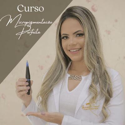 Curso Online Micropigmentação Perfeita
