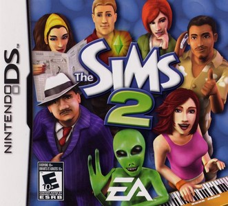 Rom The Sims 2 NDS