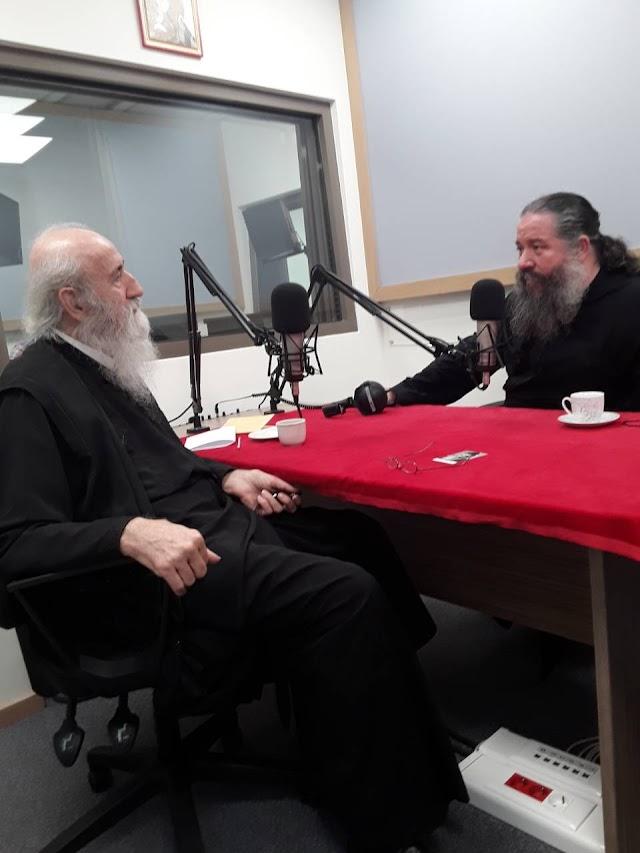 «Οι Πατέρες για την οικογένεια» - Ο π. Γεώργιος Σχοινάς στην εκπομπή Μαζί με τους γονείς