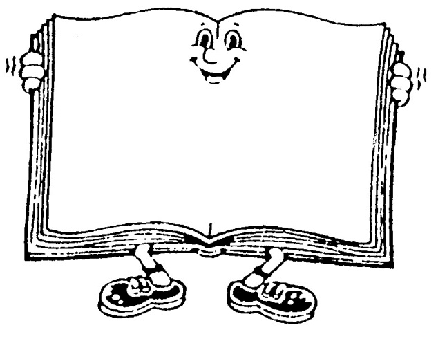 Imagenes Para Colorear De Libros Animados Impresion Gratuita
