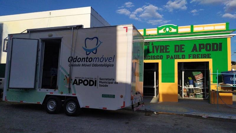 Sábado(8), teremos mais uma manhã de Ação com o Odontomóvel, na feira de Apodi.