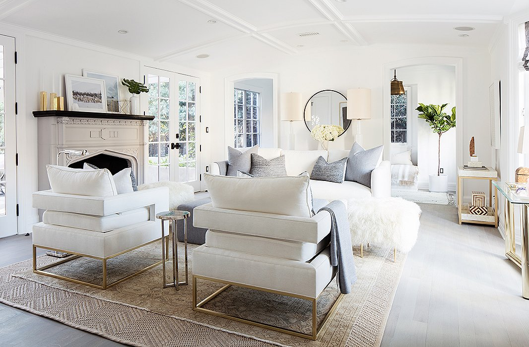 modern white furniture for living room best flooring and kitchen ethereal mid century hello lovely