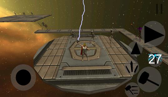 تحميل لعبة ثور thor للاندرويد مجانا Thor Apk