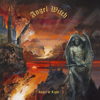 "Το album των Angel Witch ""Angel of Light"""