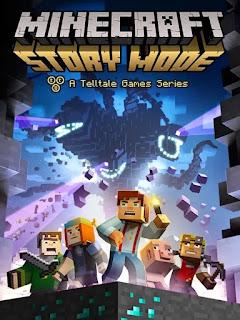 Todos os capítulos Minecraft Story Mode