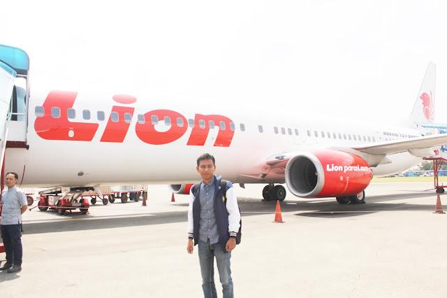 Terbang Segera Ke Pusat Ibu Kota Negara Indonesia