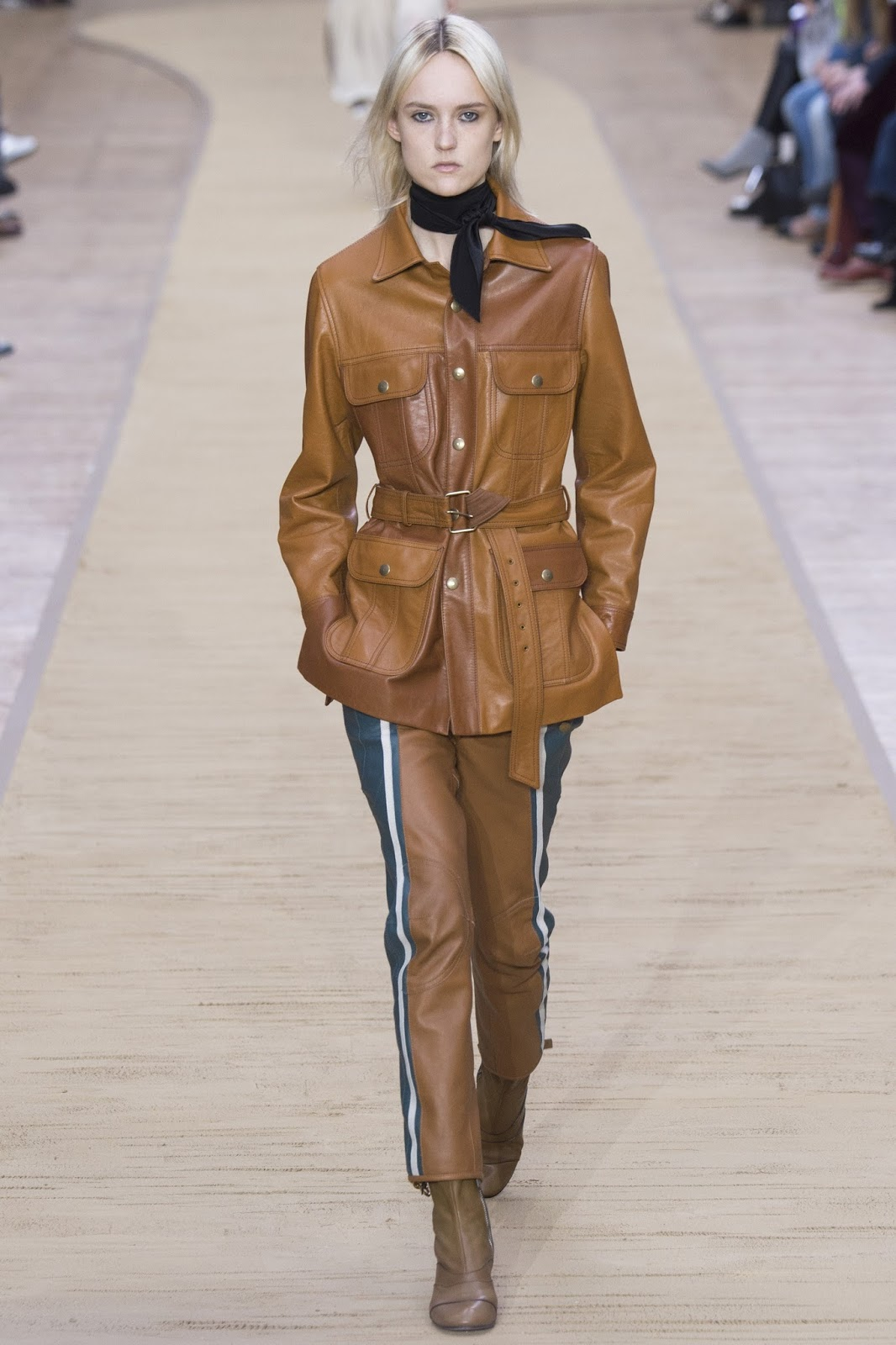 Chloé's Autumn/Winter 2016 Style Muse: Anne-France Dautheville