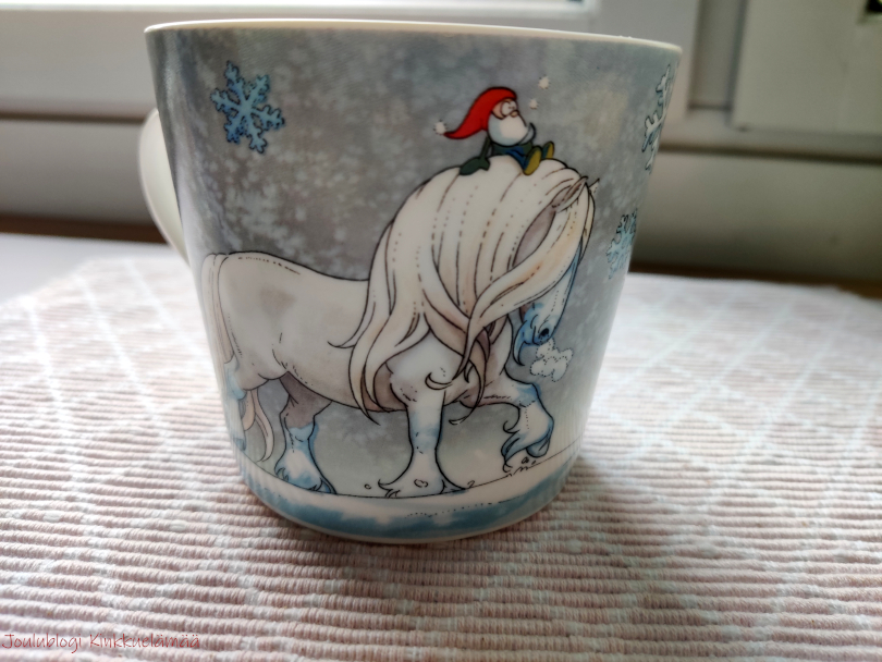 Lena Furberg Hevoset -joulumuki
