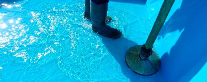 vaciado y limpieza piscinas Sagunto