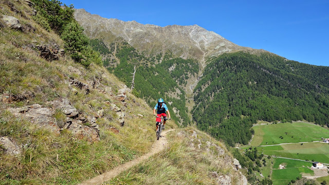 Mountainbike Touren Vinschgau