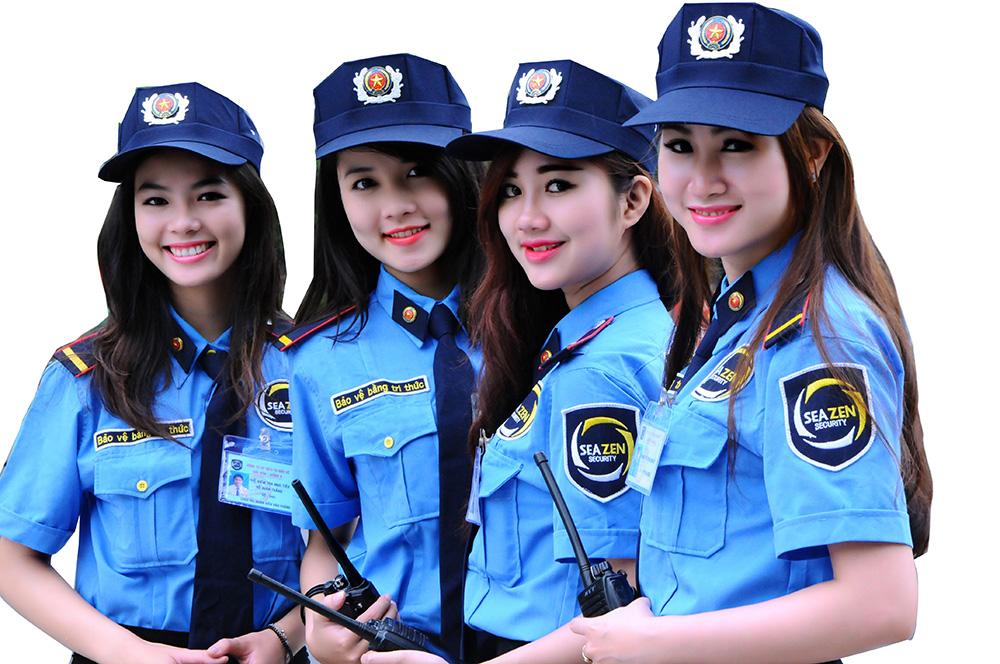 Đồng phục bảo vệ, đồng phục nhân viên an ninh