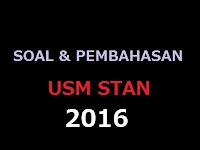 Unduh Soal dan Pembahasan USM STAN 2016 Gratis!