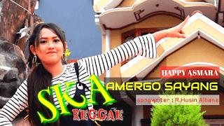 Lirik Lagu Amergo Sayang - Happy Asmara