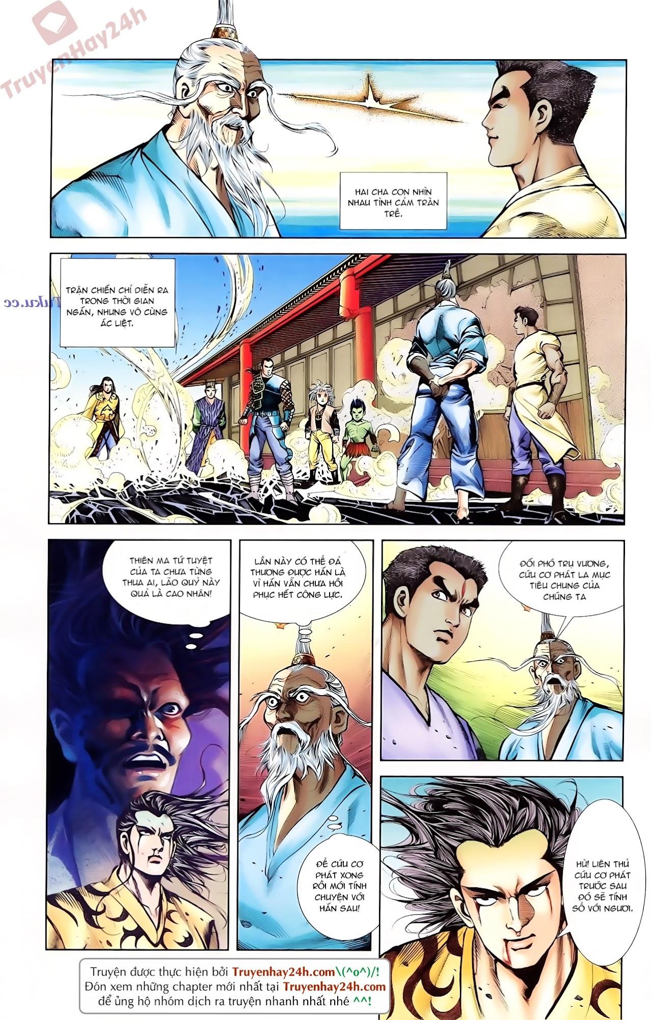 Cơ Phát Khai Chu Bản chapter 78 trang 8