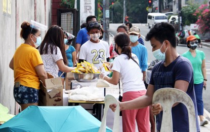PRRD suggests scheduling system for community pantry