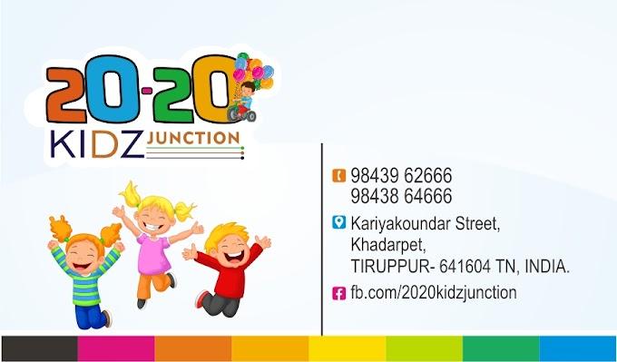 Business Card Printing Designs - 2020 Kids Junction