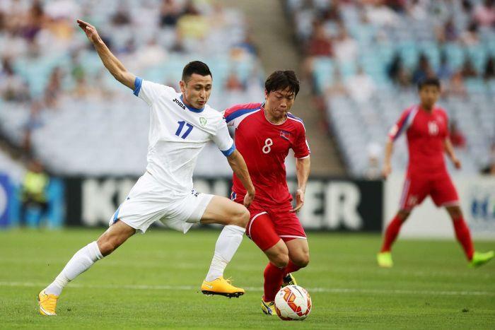 Uzbekistan vs Triều Tiên 22h00 ngày 7/6 www.nhandinhbongdaso.net