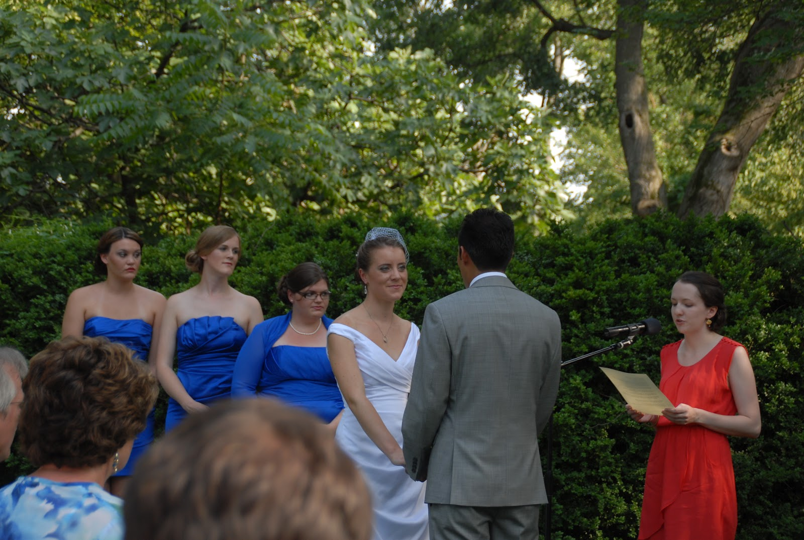 Hollin Hall Weddings: July 2012