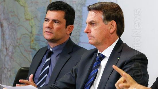 pgr analisar bolsonaro depor moro crimes