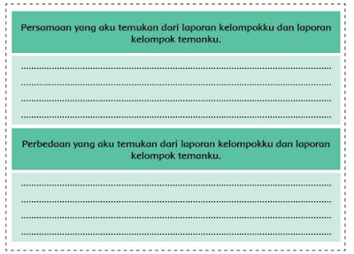 Persamaan dan perbedaan yang aku temukan dari laporan kelompokku dan laporan www.simplenews.me