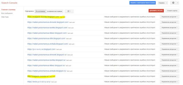 Google Search Console для девочек наталия пономарева новодвинск, p_i_r_a_n_y_a, обмен (без)умным опытом