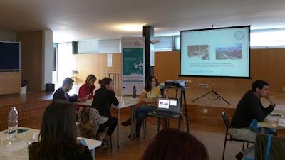 Sessão de treino e formação para a realização das ágoras do projeto Urban Wins