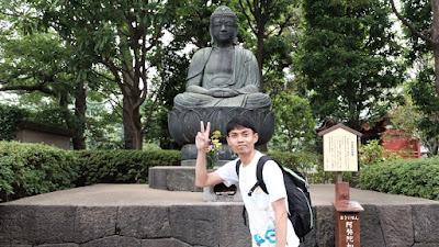 TEMAN SEKALIGUS MURIDKU DATANG KE TOKYO, JEPANG UNTUK LIBURAN Part 1