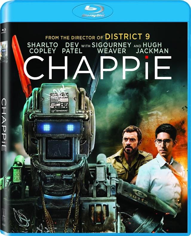 Chappie 2015 x264 720p Esub BluRay Dual Audio English Hindi THE GOPI SAHI
