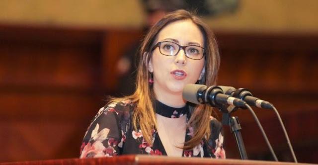 Inician juicio político a Veronica Espinosa