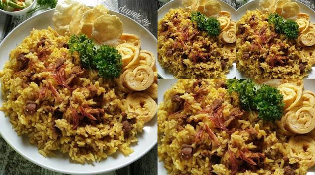 Nasi Kebuli Magicom Kitaberbagi By Dapurvy