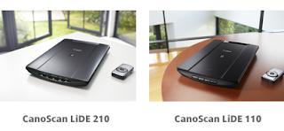 Canon CanoScan LiDE 210 Scanner Driver mac