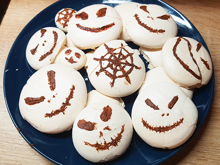 Meringues Halloween Blog Nimoise Nimoise 7