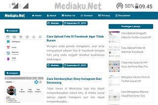 Ambil Screenshot Di HP Asus ZenFone Max Pro