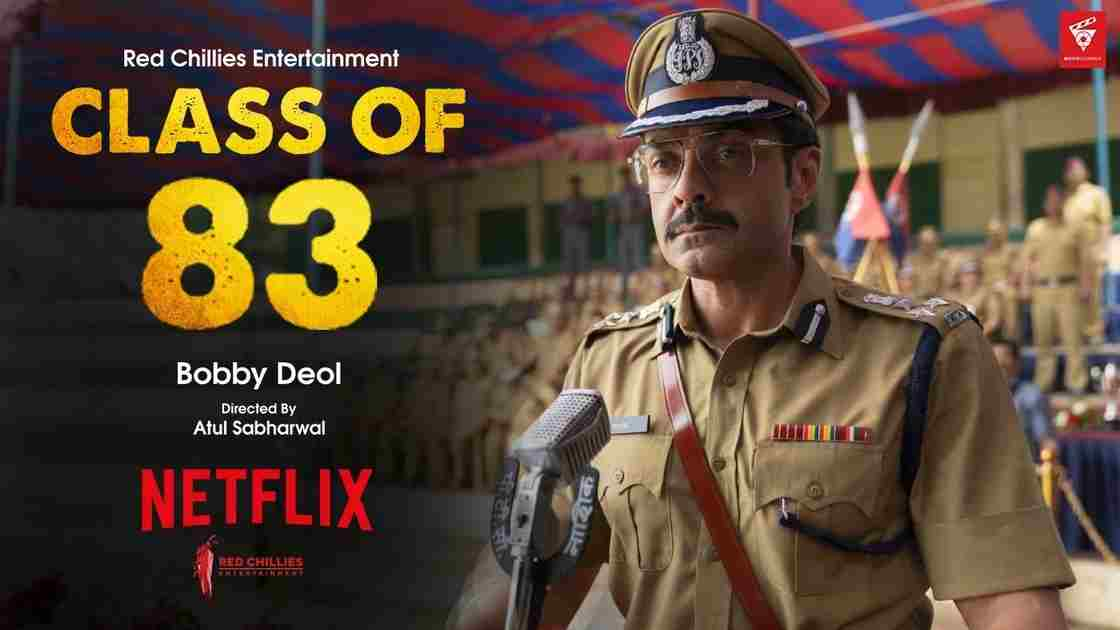 Class Of 83 Full Movie Review In 3Movierulz