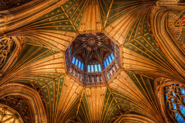 The Octagon Tower, Ely Cathedral (photo Mark Seton, http://markseton.co.uk/2012/01/01/ely-cathedral/)