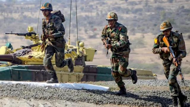 army job in hindi