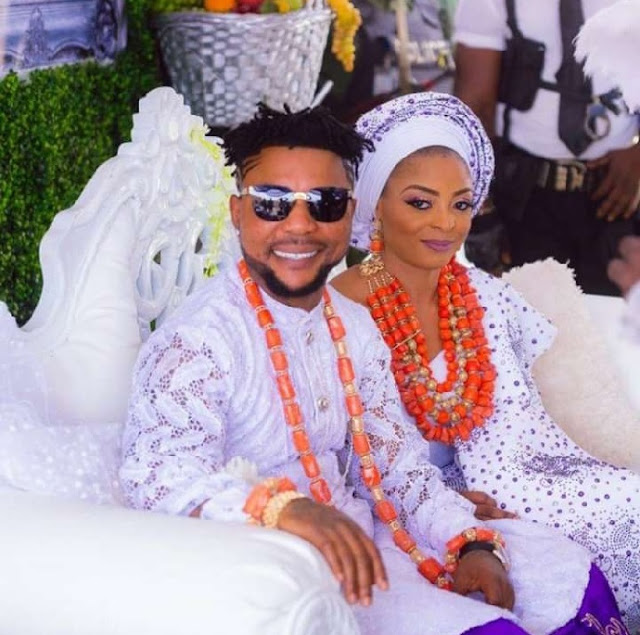 Check Out What Singer Oritse Femi Said To Nigerians After Reconciling With His Wife