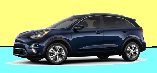 Kia Niro EV 2020 - Price, Range, Specification, Features, Top Speed, Colors