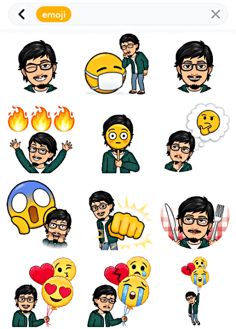 Get Your Avatar From Bitmoji App Download For Android