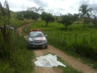 Em Guarabira um homicídio foi registrado neste domingo 29 na ária rural da cidade