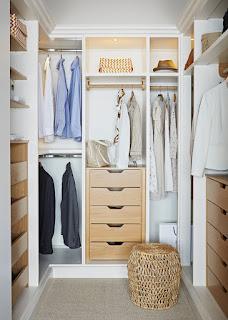 Como ordenar y organizar la ropa de tu armario