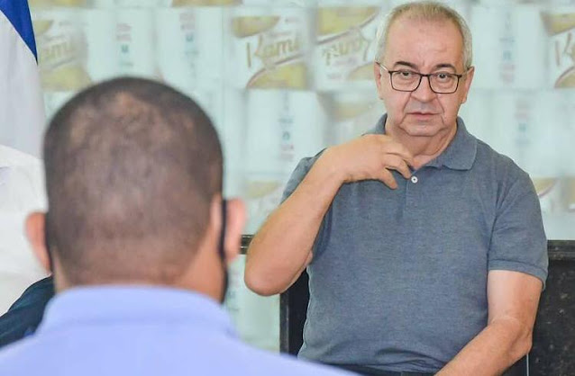 Prefeito de Gravatá Padre Joselito é internado na UTI com Covid-19