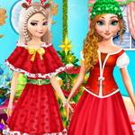 لعبة حفلة عيد ميلاد الأميرات