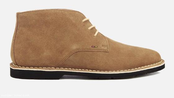 Review Sepatu Kickers Terbaik dan Terbaru 2019 2020 Kanning Men's Suede Chuka Boots