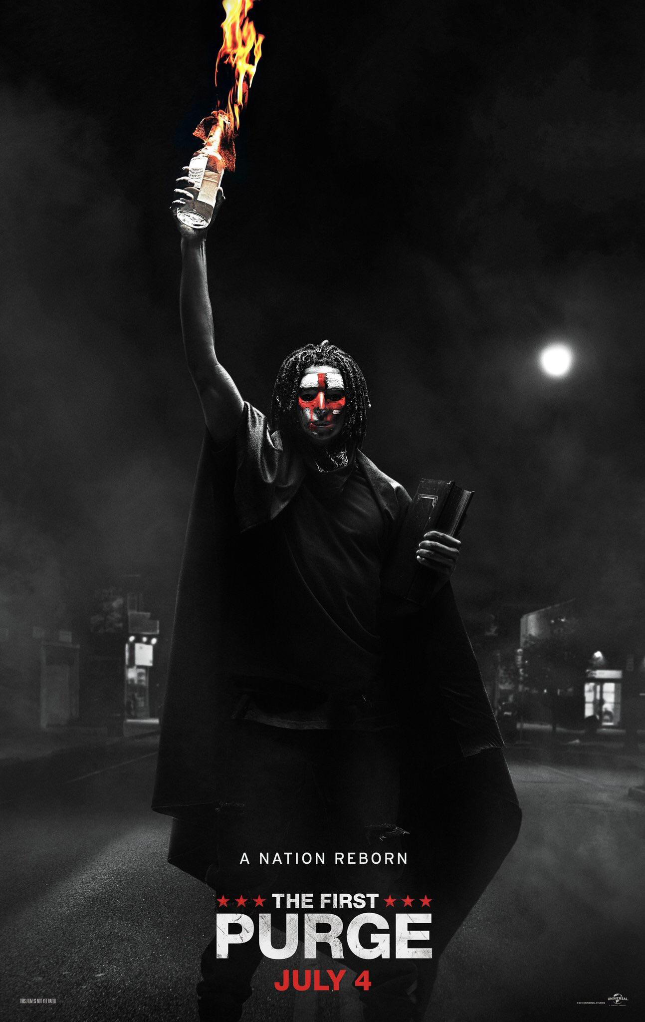 The First Purge 2018