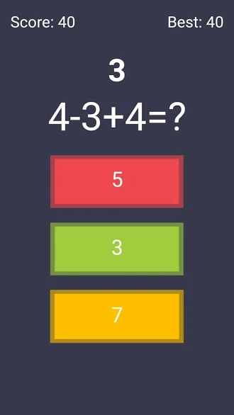 Quick Maths - HTML5 Game + Mobile Version + ADMOB-GDPR + Leaderboard + Achievement (Construct 2/3) - 4